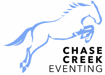 Chase Creek Eventing Logo